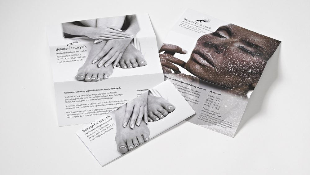 Foldere printes – kontakt Jensen Print